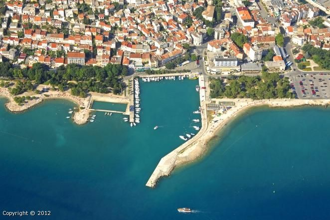 Crikvenica My Mother S And Father S Home Towns Senj Are Only About 60 Km Distant From Each Other But They Met Cle Favorite Places Places Beautiful Places