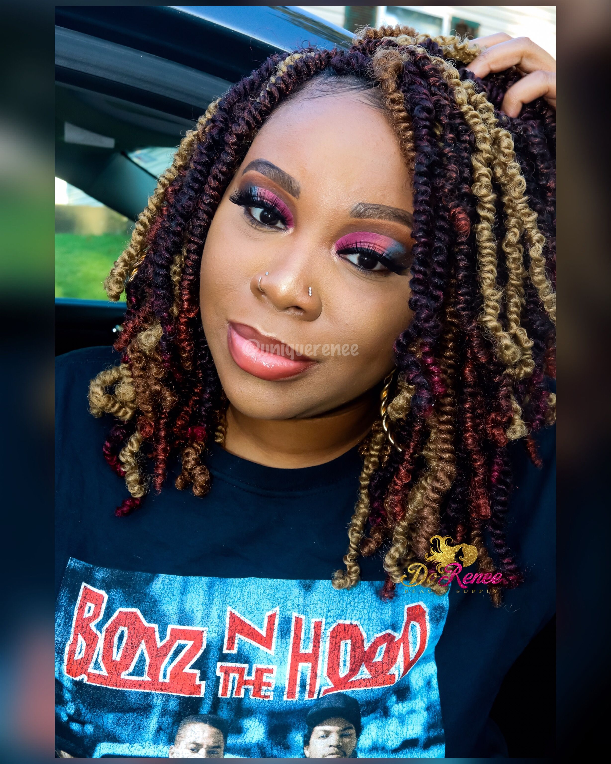 Pin by UniqueRenee on Crochet Braids in 2020 | Fall hair ...