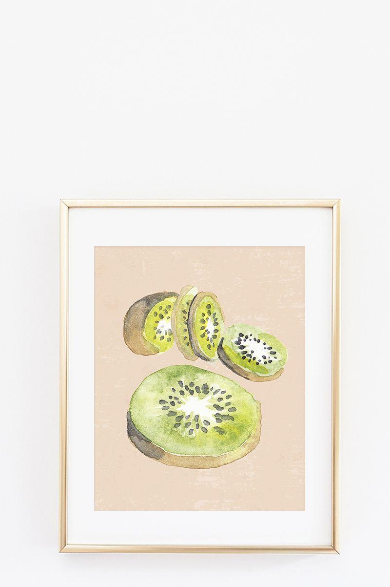 Free kitchen wall art fruit art series diy diy diy diy diy