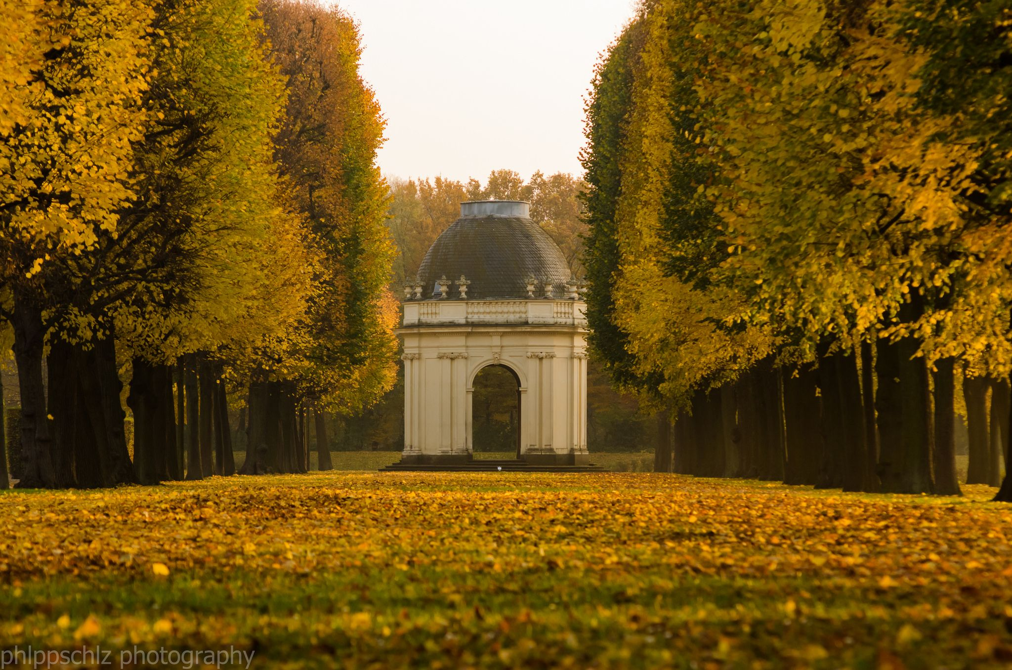 Herrenhauser Garten Hannover Germany Taj Mahal
