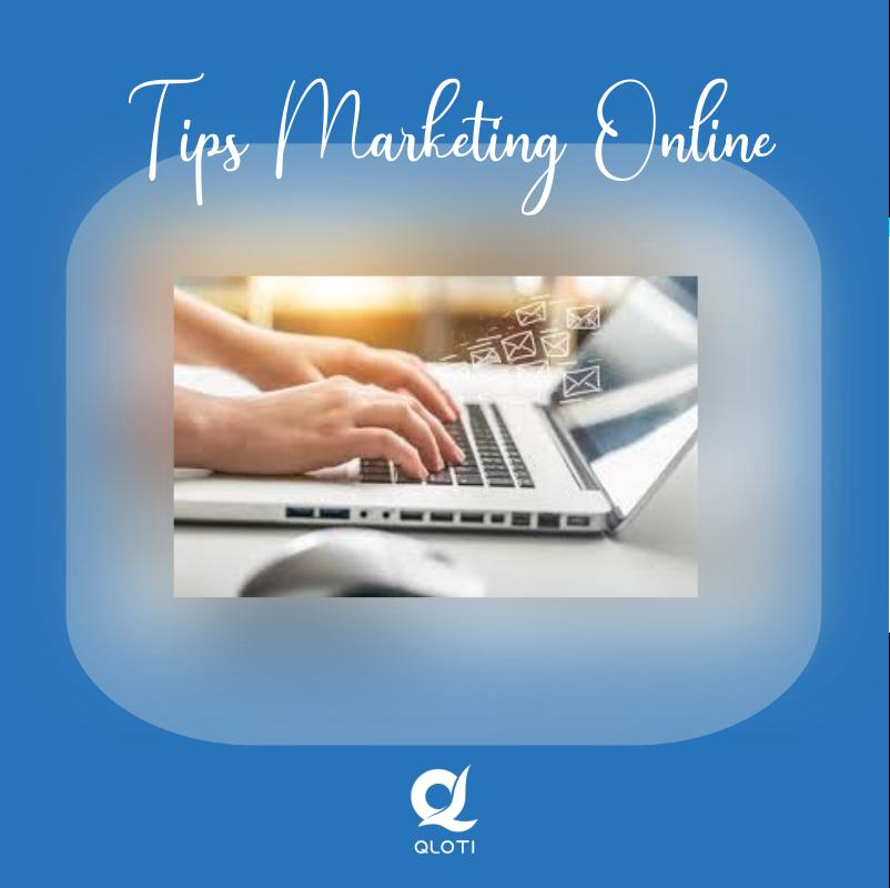 Tips marketing online Dari sekian banyaknya email yang