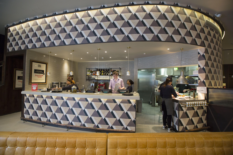 Mailbox New GBK Restaurant. Open March 2015