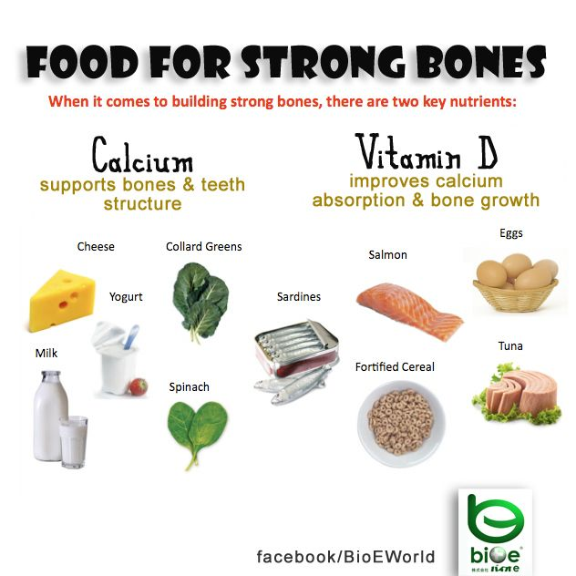 Pregnancy diet builds your baby's bones