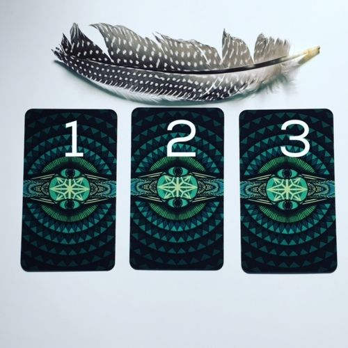 Did you pick your card?