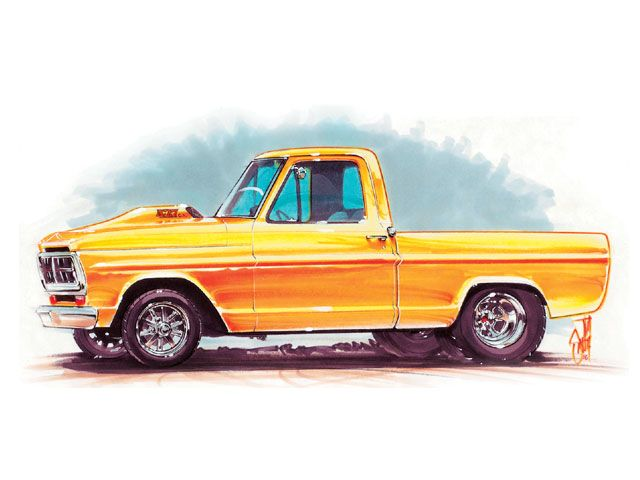 ford_f100_drawing