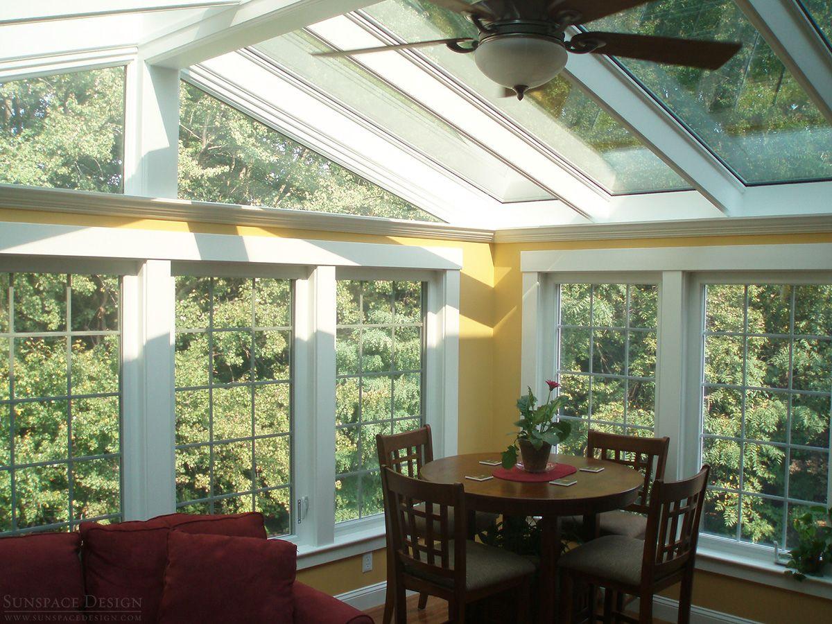AllSeason Sunroom Additions Sunroom addition, Sunroom