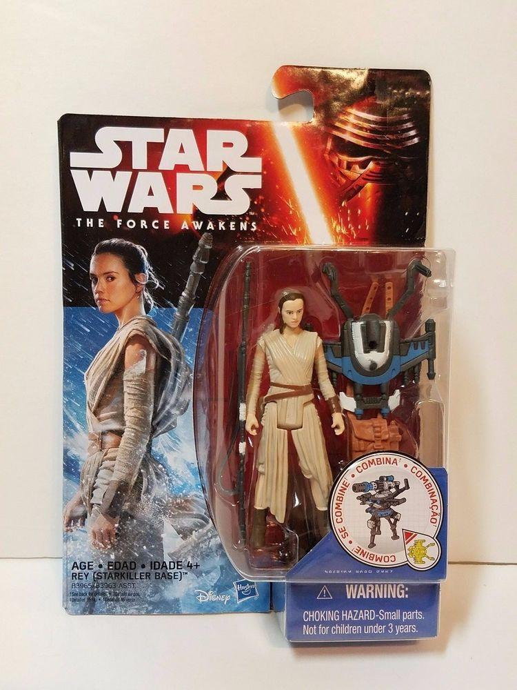 Hasbro 2015 Star Wars Force Awakens RESISTANCE TROOPER 3.75 inch Figure MOC
