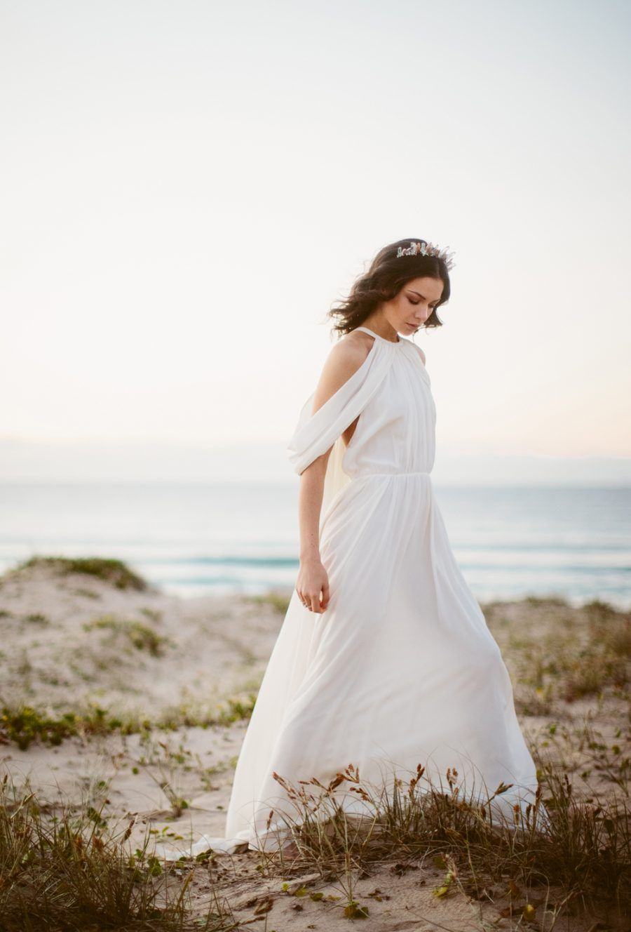 Ethereal wedding dress  Modern Ethereal Bridal Editorial  wedding dresses  Pinterest