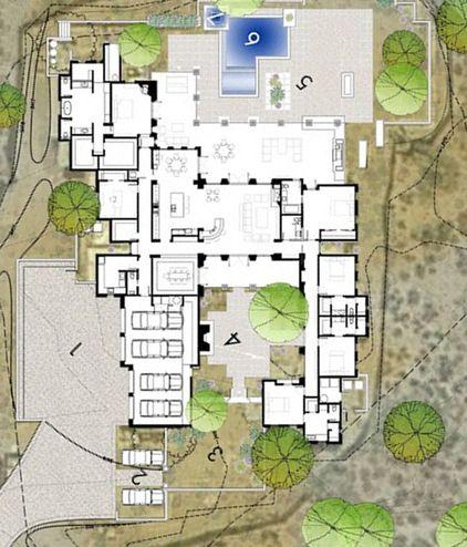 Whisper Rock Floor Plans Contemporary Floor Plan Phoenix Courtyard House Plans How To Plan Floor Plans