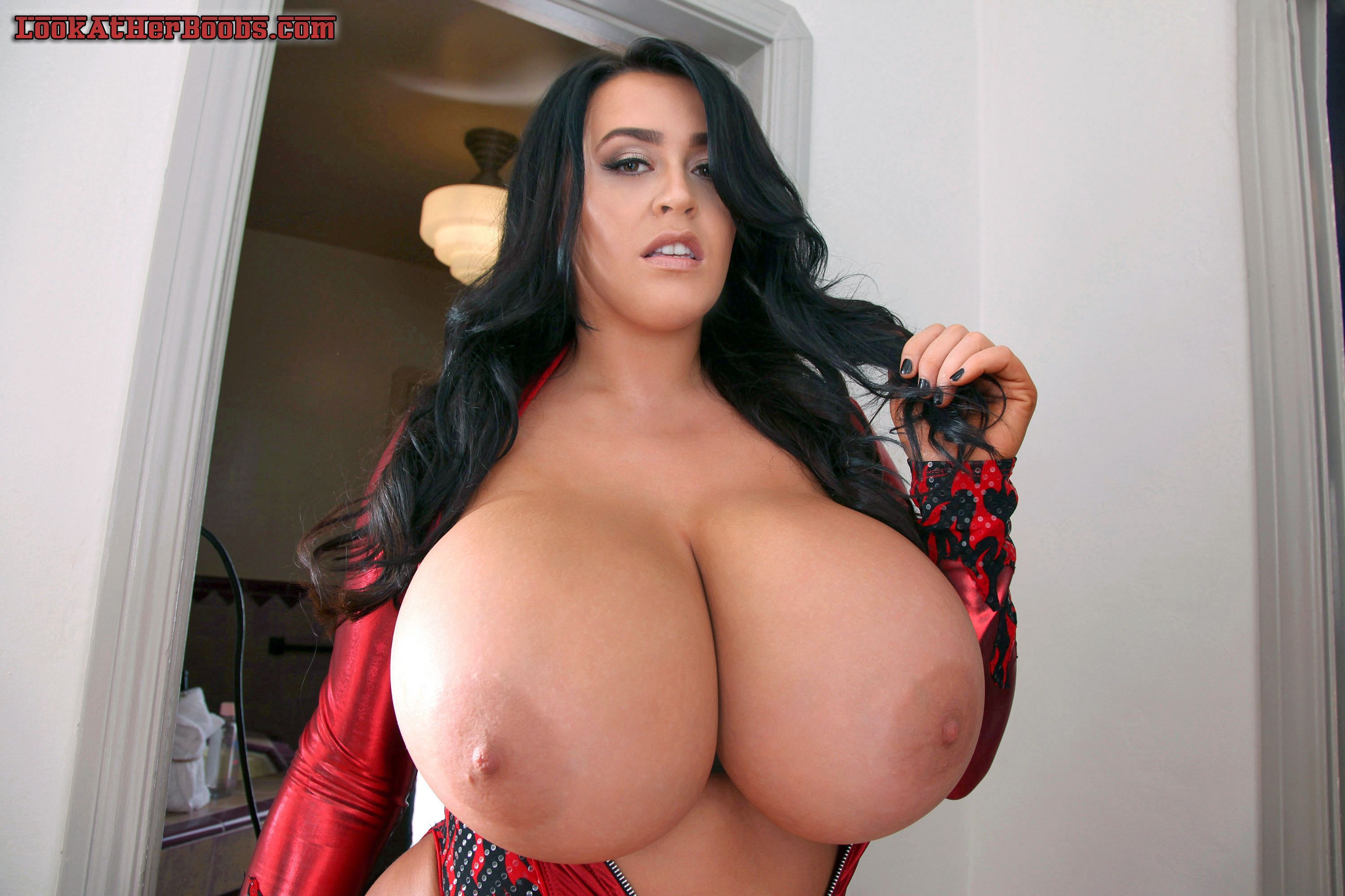xxx massively large breasts