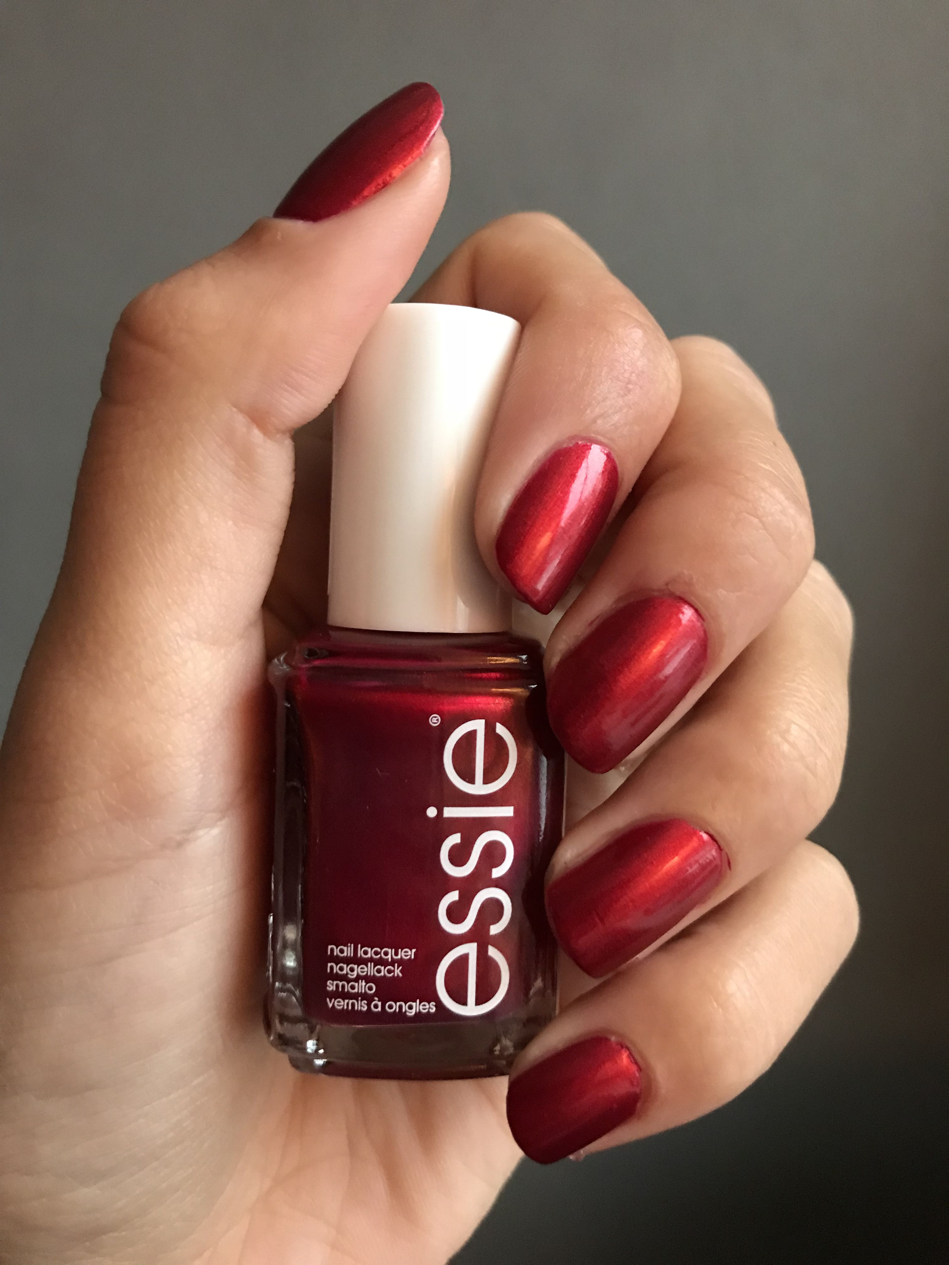 Essie Ring in the bling | ❤ Uñas❤ | Pinterest | Esmalte