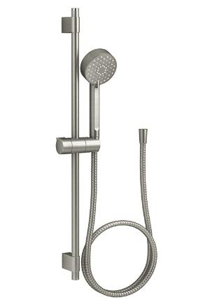 Kohler K 98361 Bn Awaken G90 Multi Function Handshower With Slide Bar Kit Shower Heads Kohler Shower Heads Kohler Shower Kohler multi head shower system