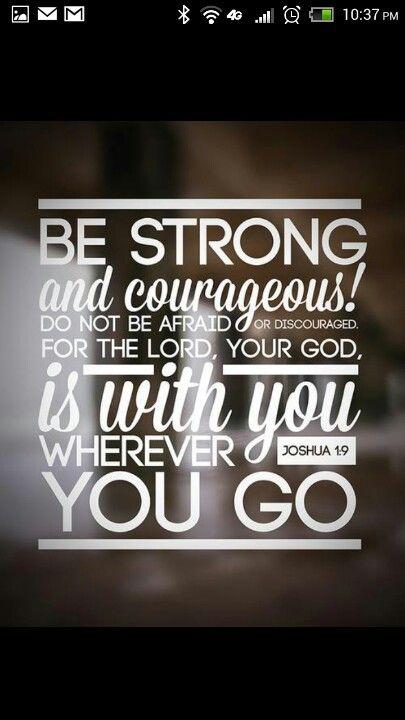 Josh 1:9