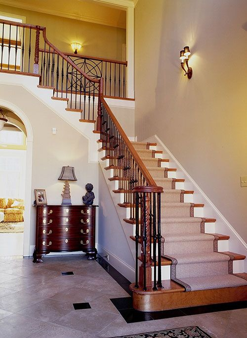 Best Interior Wood Iron Railing The Heirloom Companies 400 x 300