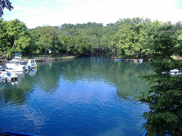 Lagoon Gri Gri