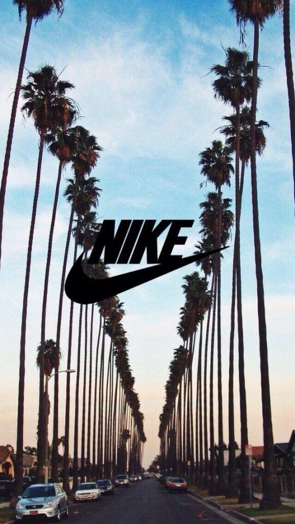 ナイキ/NIKE9 (With images) Nike wallpaper, Palm trees, Nike