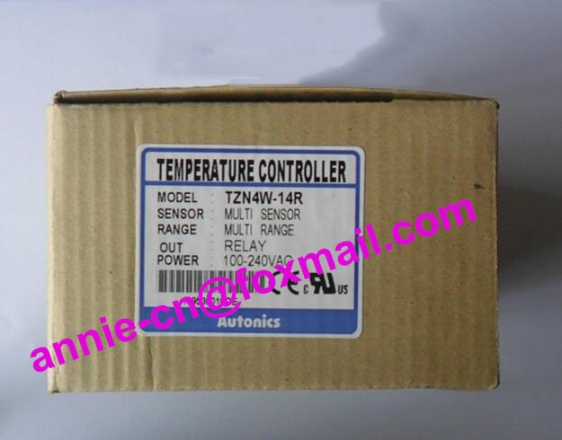 71.00$  Watch here - http://alicbq.worldwells.pw/go.php?t=32749134188 - 100% New and original  TZN4W-14R   AUTONICS 100-240VAC Temperature controller
