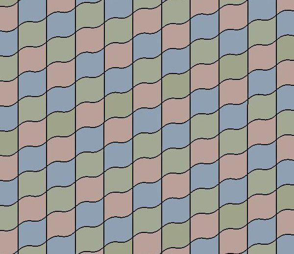Ruhige Farben, kurviger Übergang und drei Pastellfarben Dieser - ruhige farben schlafzimmer