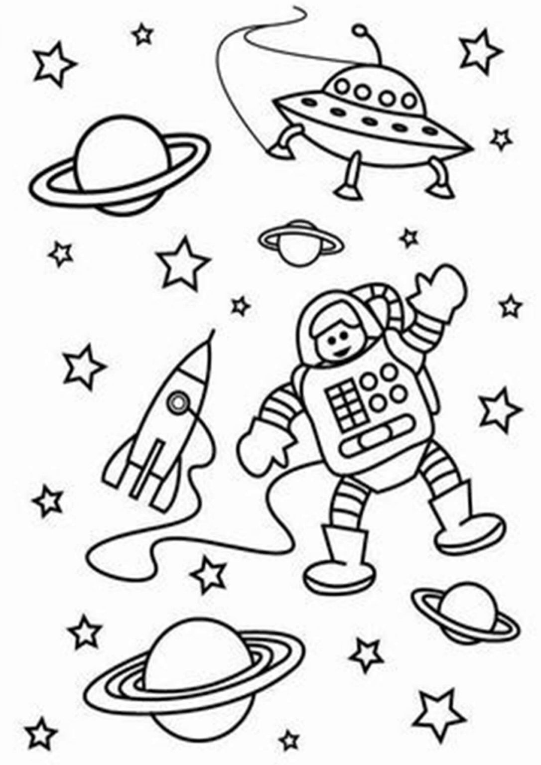 Free Easy To Print Space Coloring Pages In 2021 Space Coloring Pages Coloring Pages Coloring Pages For Kids [ 1536 x 1086 Pixel ]