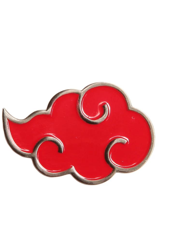 Akatsuki Cloud Symbol Enamel Pin Akatsuki Symbol Drawing Symbols