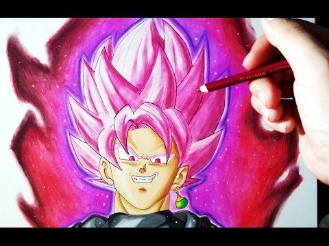 Cómo Dibujar a Bardock Paso a Paso | Dragon Ball Z | How to Draw Bardock | ArteMaster - YouTube