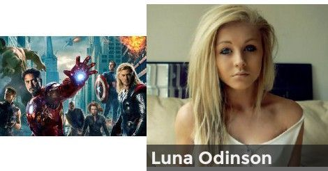 Which Avengers daughter are you? | quizzes | Avengers quiz ...