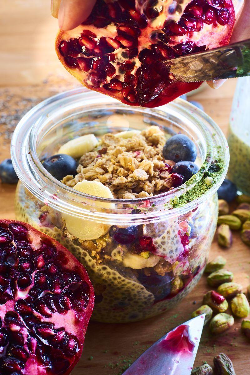 Chia semínka: Recepty na báječné snídaně!