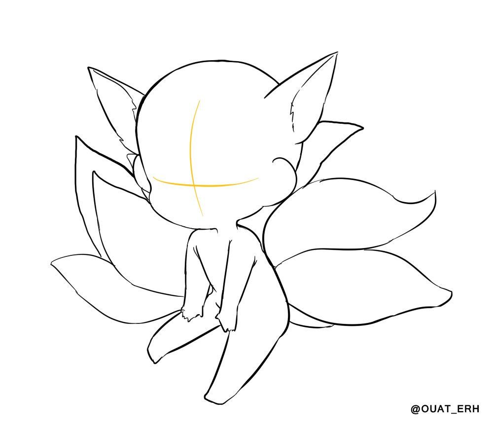 chibi pose references」の画像検索結果 | everything about chibis ...