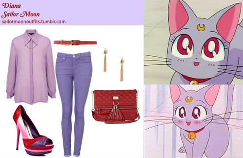 Like Sailor Moon Outfits on Facebook! Forever 21 linked ...