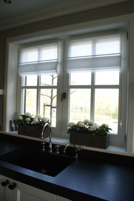Foto S Arkelwonen Keuken Ramen Keuken Vensterbank Home Deco