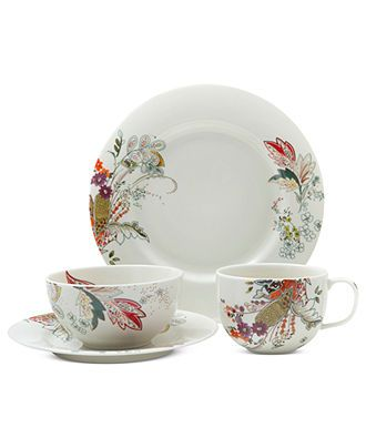 Marcela for Prima Design Mix and Match Dinnerware Floral Henna Collection - Casual Dinnerware -  sc 1 st  Pinterest & Marcela for Prima Design Mix and Match Dinnerware Floral Henna ...