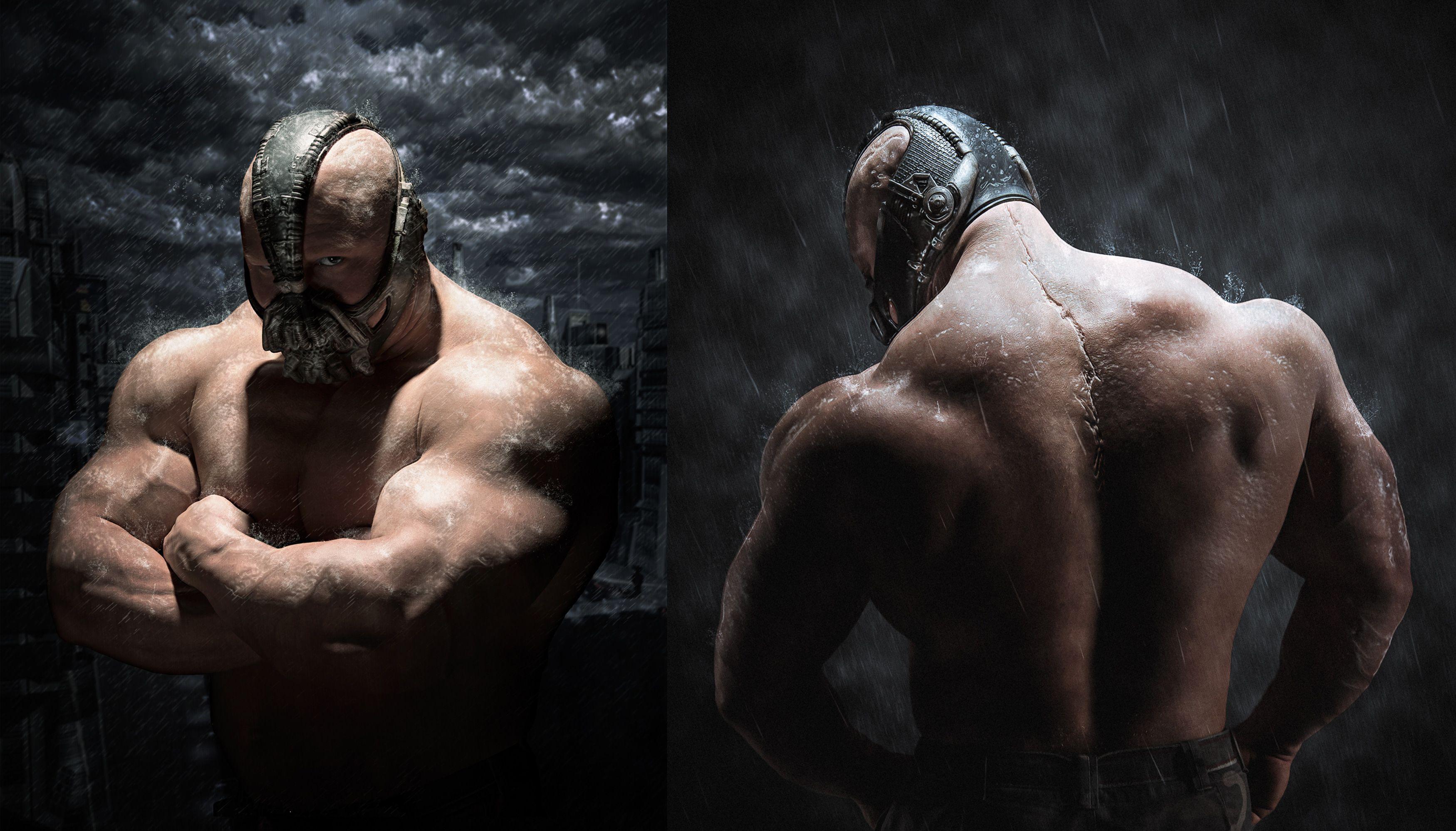 bane exercise mask