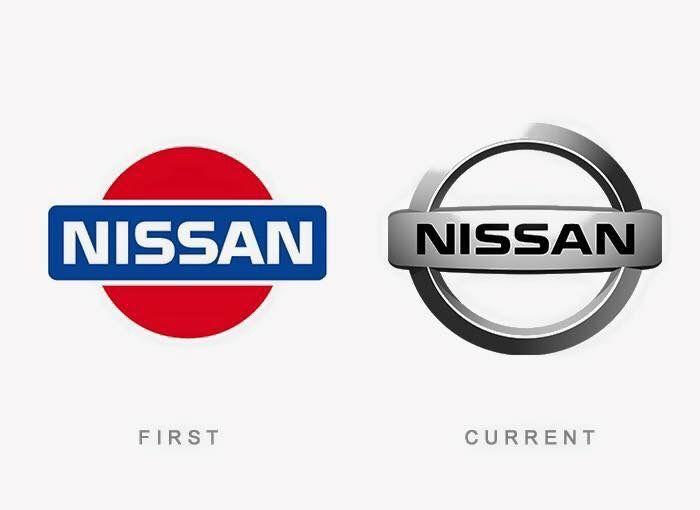 El Primer Y Ultimo Logotipo De Nissan Hasta La Fecha Famous Logos Logo Evolution Old Logo