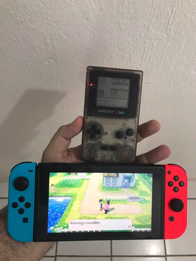 Generations apart Gaming Nintendo, Nintendo systems