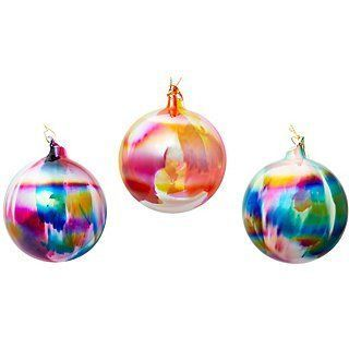 """S/4 3"""" Holly Berry Ornaments, White/Red 