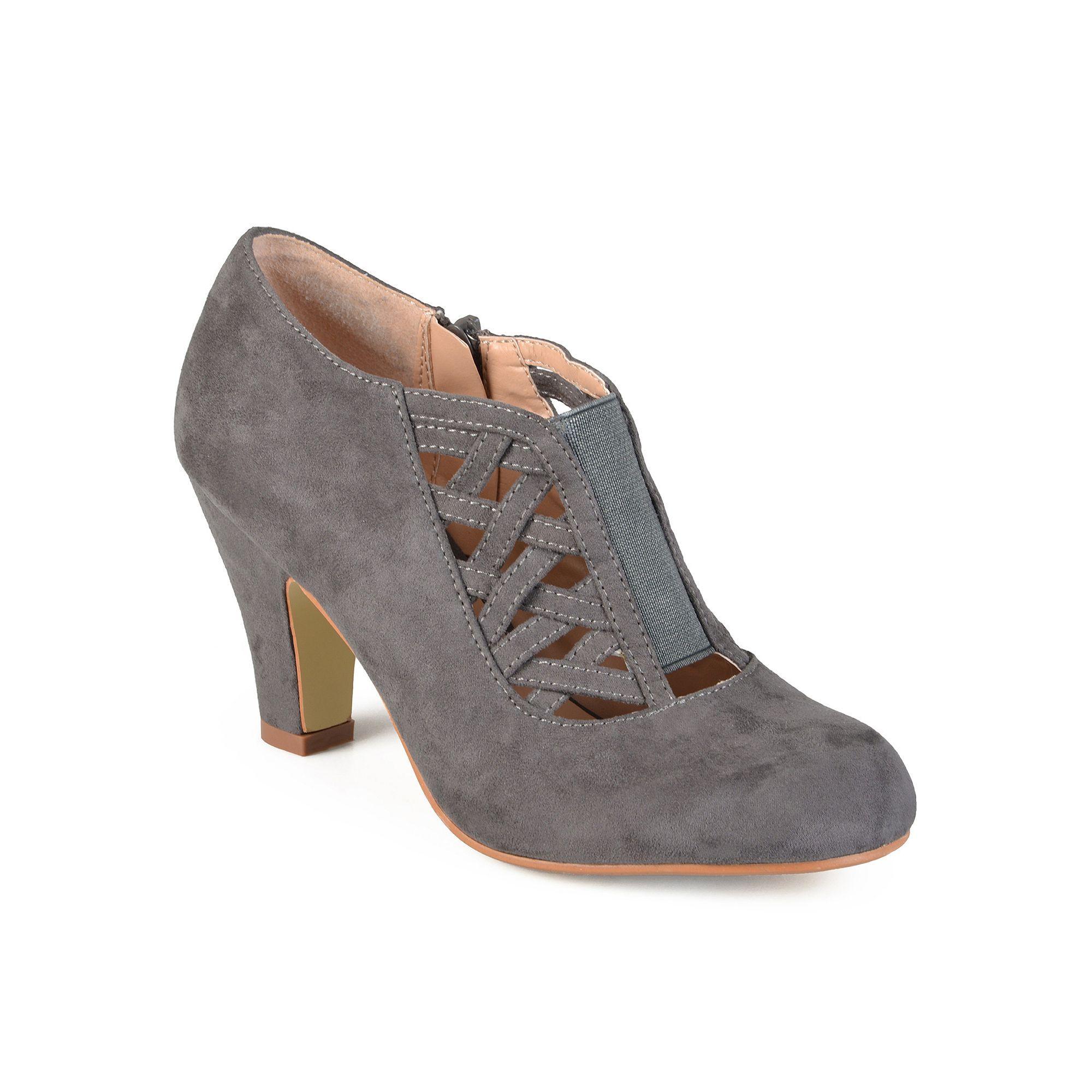Journee Collection Piper ... Women's Ankle Pumps cheap enjoy BxnMOPMp9