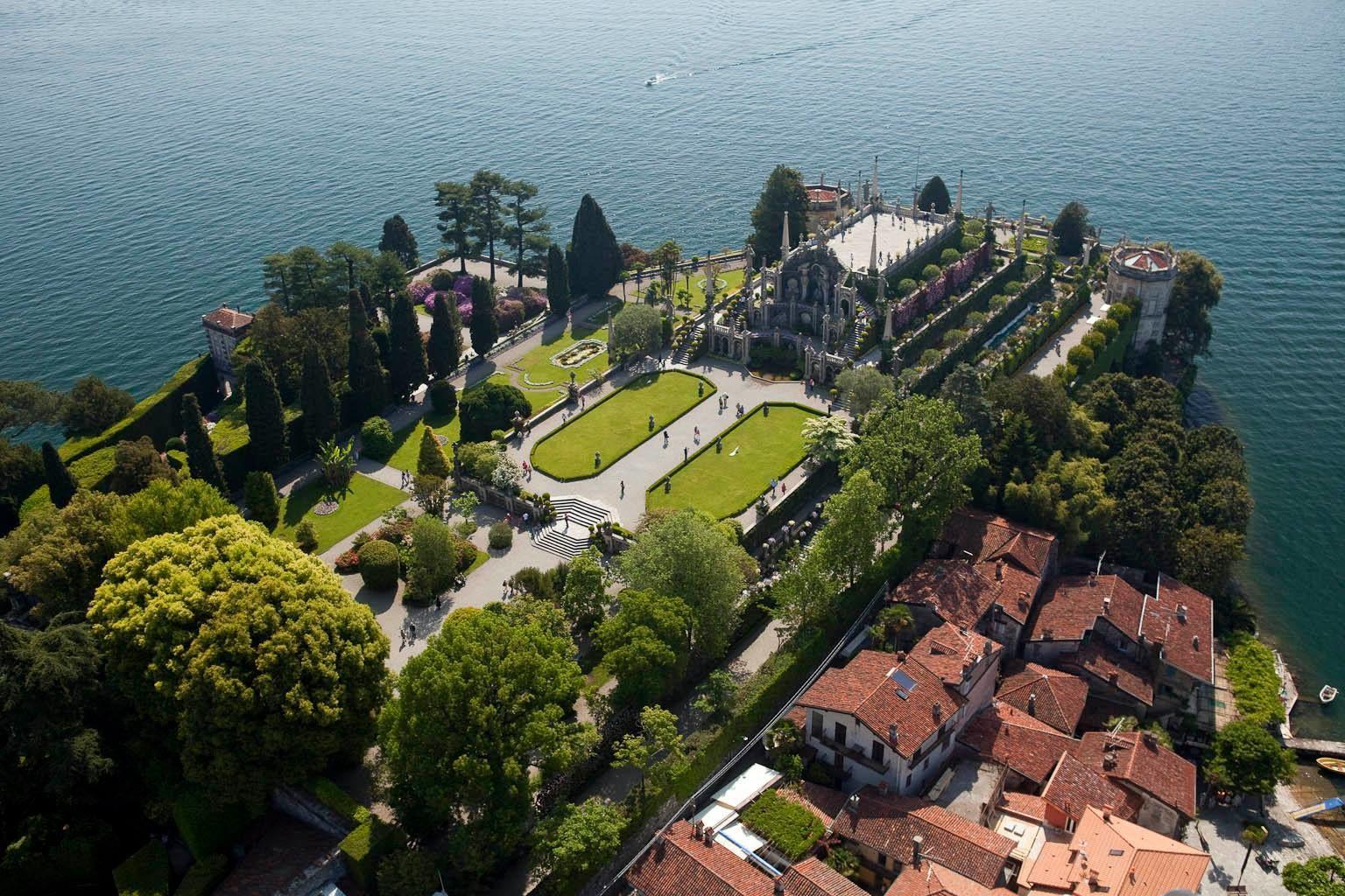Stresa Isola Bella Giardini Vacanze, Villa, Lago