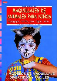 Resultado de imagen para como maquillar motivo de animales