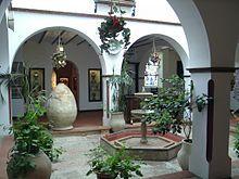 Spanischer Innenhof exe conquistador 4 hotel 54 hotels spain cordoba
