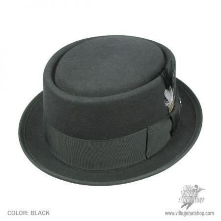 4af84ac502b Bailey Stingy Brim Pork Pie Hat