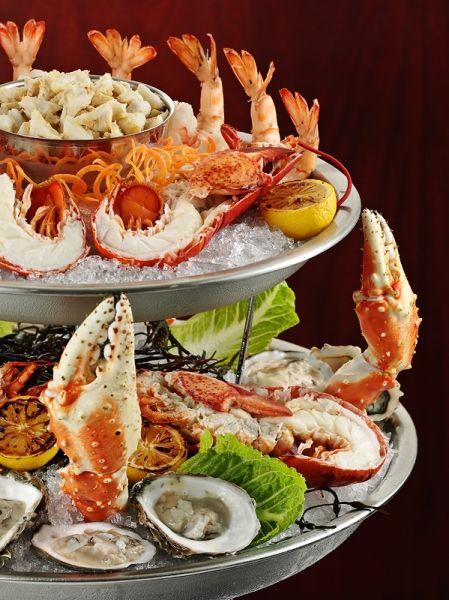 Private Events | Ray's on the River | Seafood platter, Food, Restaurant  recipes