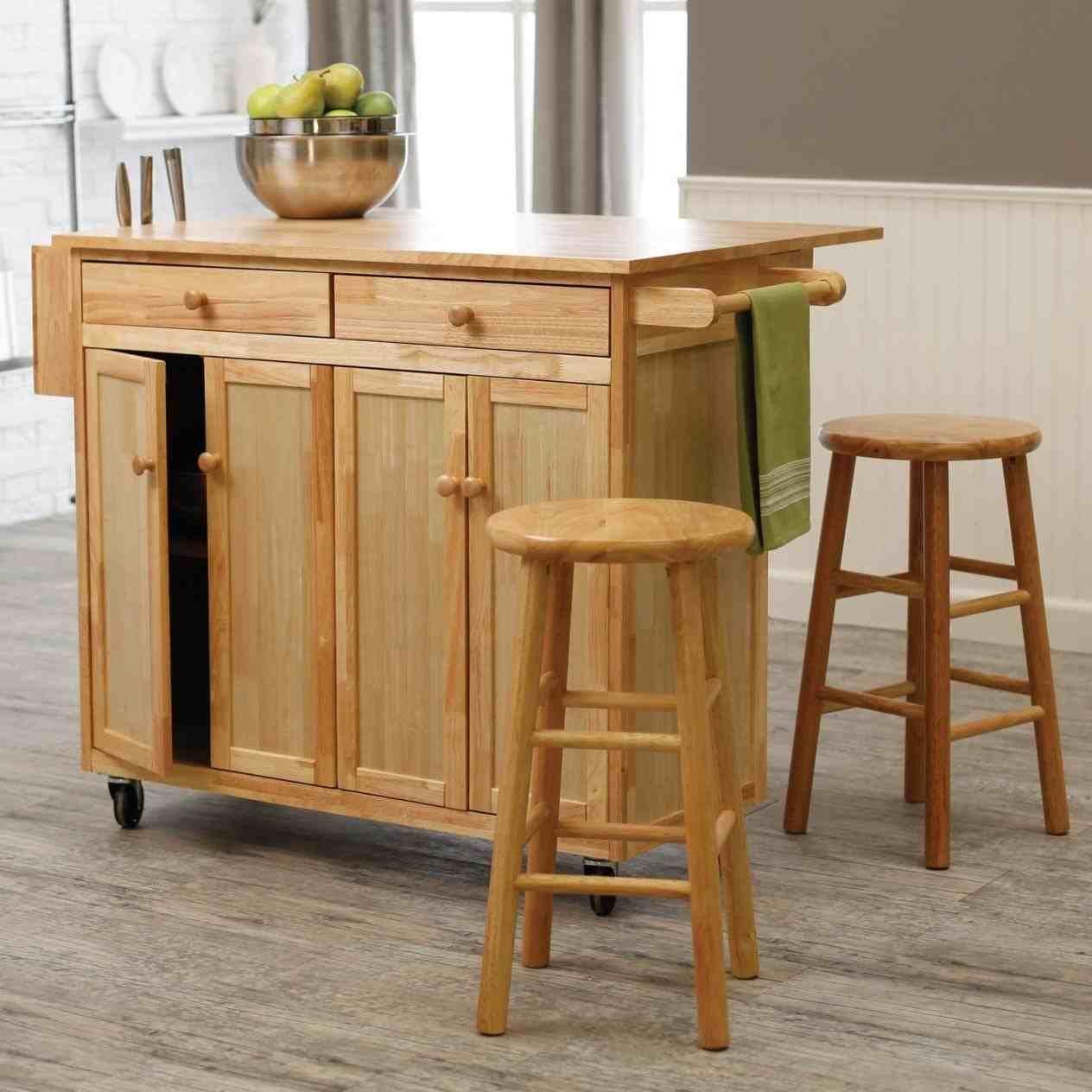 grey portable kitchen island | Home Ideas | Pinterest