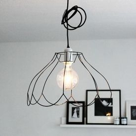 Wire shades without covers home ideas pinterest lights lamp wire shades without covers home ideas pinterest lights lamp shades and interiors greentooth Gallery