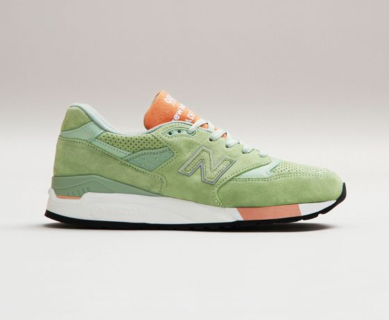 #newbalance 998 concepts mint #Sneakers