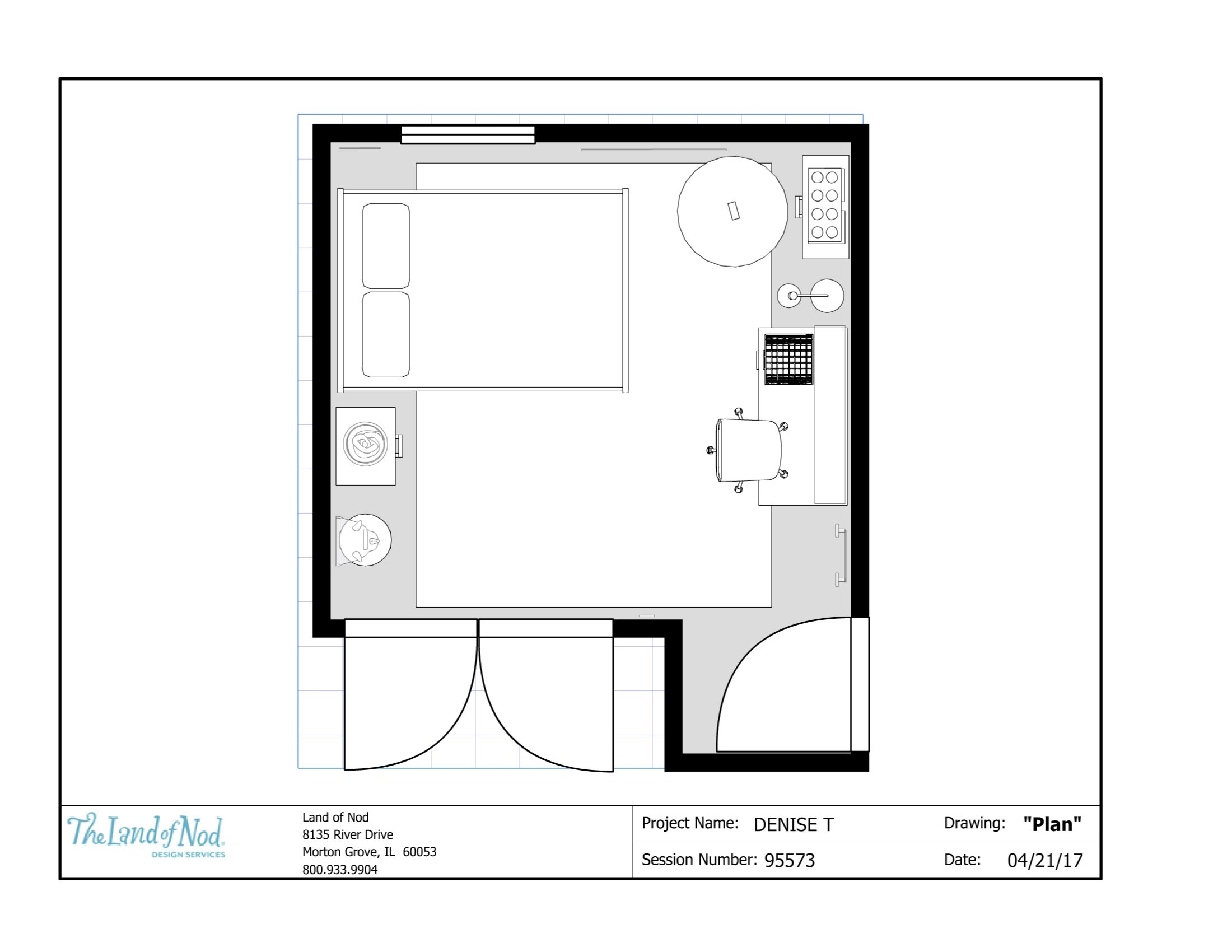 The Floor Plan With Images