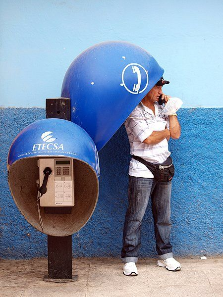 Telefonzelle, Denkzelle, Brutzelle
