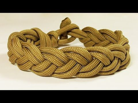 How You Can Tie A Turk S Head Style Sailor S Knot Bracelet