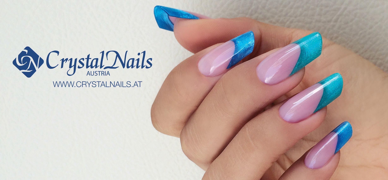 royalgel #colorgel #nageldesign #wien #nails #nailart #crystalnails ...