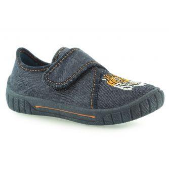 Buciki Chlopiece Z Tygrysemsuperfit 00278 81t Ocean Ocean 3 00278 81t Slip On Sneaker Shoes Sneakers