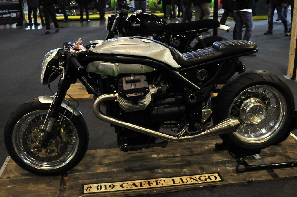 Moto Guzzi Cafe Racer: Caffè Lungo
